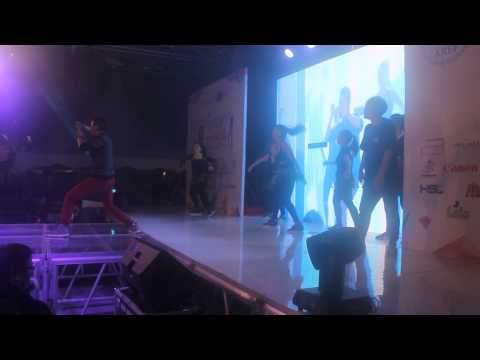 ASEAN Tourism & Fashion Fair 2014 dance performance by The Dance Dept