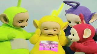 All About Pink! - Learn Colors With the Teletubbies