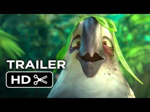 Rio 2 Official Trailer - I Will Survive (2014) - Anne Hathaway, Jesse Eisenberg Movie HD