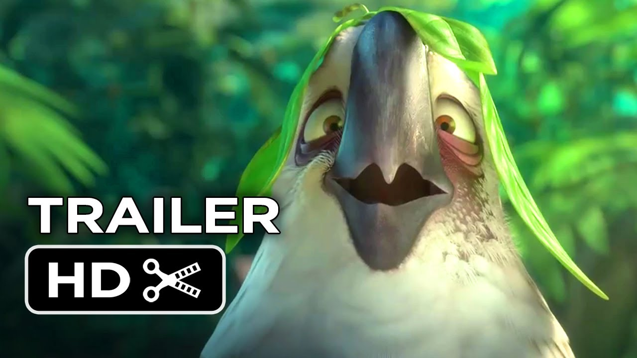 Rio 2 Official Trailer - I Will Survive (2014) - Anne Hathaway, Jesse Eisenberg Movie HD