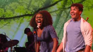 "THE COLOR CABARET ""Waiting For Life"" - Nkeki Obi-Melekwe + Mason Reeves (ONCE ON THIS ISLAND)"