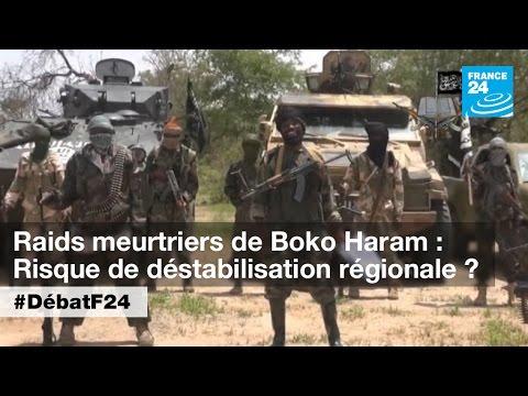Nigeria : Boko Haram, une menace qui se régionalise - #DébatF24 (Partie 1)