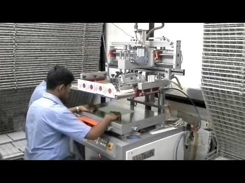 Easiprint screen printing machine