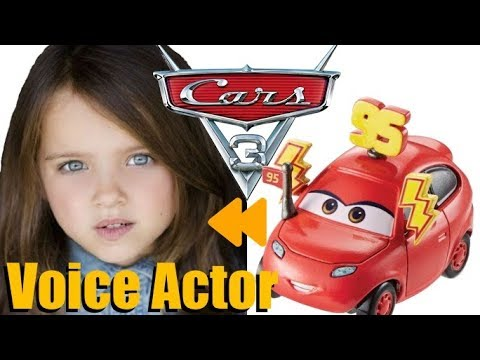 """""""Cars 3"""" Voice Actors and Characters"""