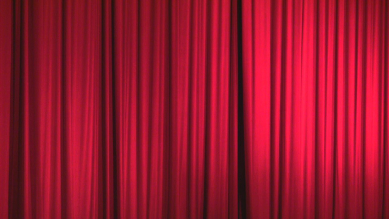 Red curtain - YouTube