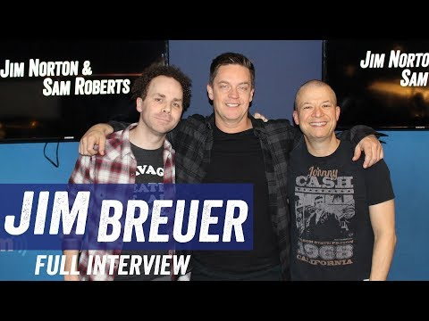 Jim Breuer - Paramount Theater Residency, Parents Death, Wife's Cancer - Jim Norton & Sam Roberts