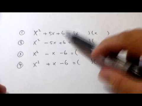 pemfaktoran-bentuk-aljabar-kelas-8