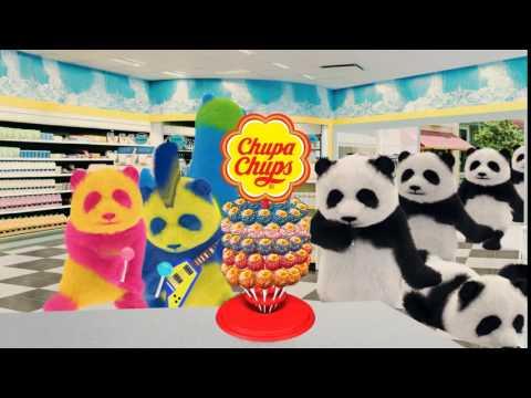 Chupa Chups Panda TVC