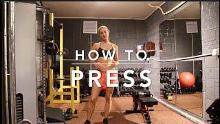 How to Press Masterclass