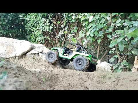 Jeep JK GCM - Skeleton
