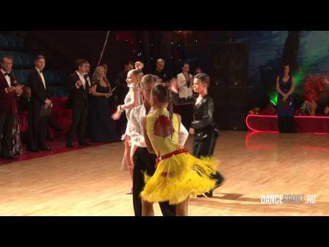 Meshcherin Egor - Ivleva Elizaveta, Final Samba