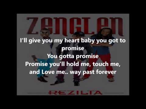 Promise lyrics   Zenglen