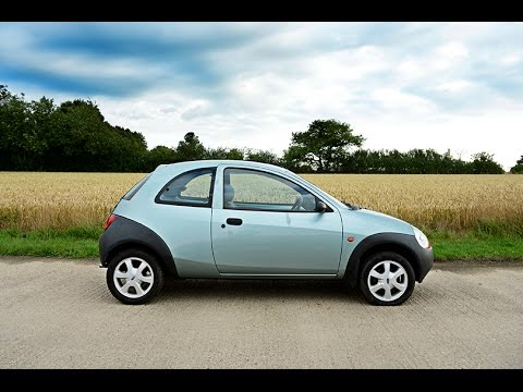 2002 ford ka 1 3 video review engine starting youtube. Black Bedroom Furniture Sets. Home Design Ideas