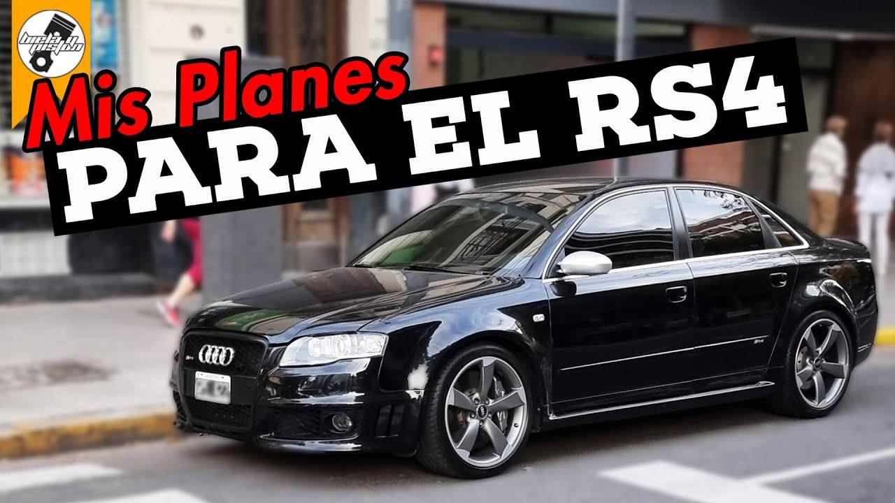 Qué le voy a hacer al Audi RS4? PRESENTO EL NUEVO EXCEL!