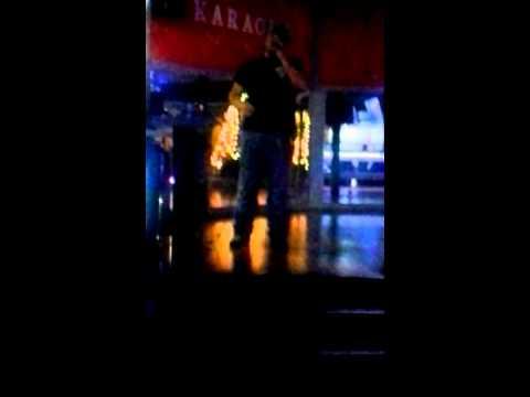Jamey Johnson's high cost of living karaoke