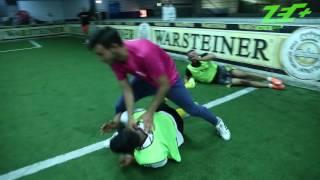 Farid Bang VS. Majoe Zec Plus Fusball Special