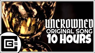 "[10 HOUR] BENDY AND THE INK MACHINE SONG ▶ ""Uncrowned"" [SFM] (SquigglyDigg, Chi-Chi, DHeusta) 