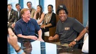 Jay-Z Partnership With NFL Has Black Community In An Uproar?