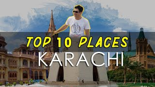 Top 10 Tourist Points in Karachi | Pakistan EP-2