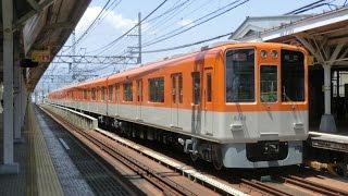 阪神8000系8249F リニューアル工事を終え運用に復帰