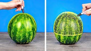 どんな状況にも役立つ賢いテク18選 || クリエイティブな3Dペンアイディア by 5-Minute Crafts