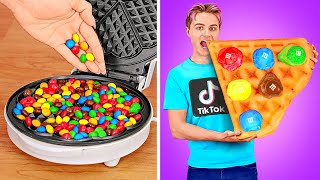 Download lagu WE TESTED VIRAL TikTok LIFE HACKS || Awesome Hacks And Tricks That Actually Work By 123 GO!