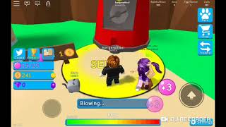 Roblox gum bum simulator episode 1 #