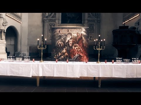 "POWERWOLF - ""The Sacrament Of Sin"" Pre-Listening Session Recap 