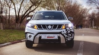 Suzuki Vitara S Test Drive | Review
