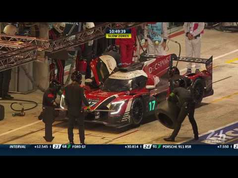 2017 24 Hours of Le Mans - Race hour 14 - REPLAY
