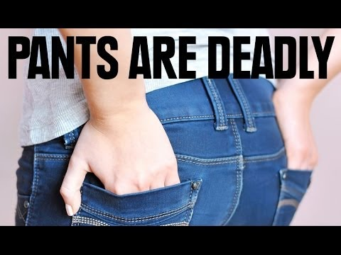 Strange Facts About What You're Wearing