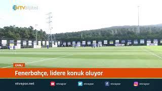 Fenerbahçe'de DG Sivasspor maçı hazırlıkları sürdürüyor