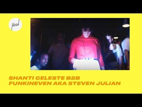 Shanti Celeste b2b Funkineven  DJ set | Keep Hush x Patty&Bun: Apron Records takeover Mp3