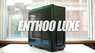 Phanteks Enthoo Luxe PC Case Review thumbnail