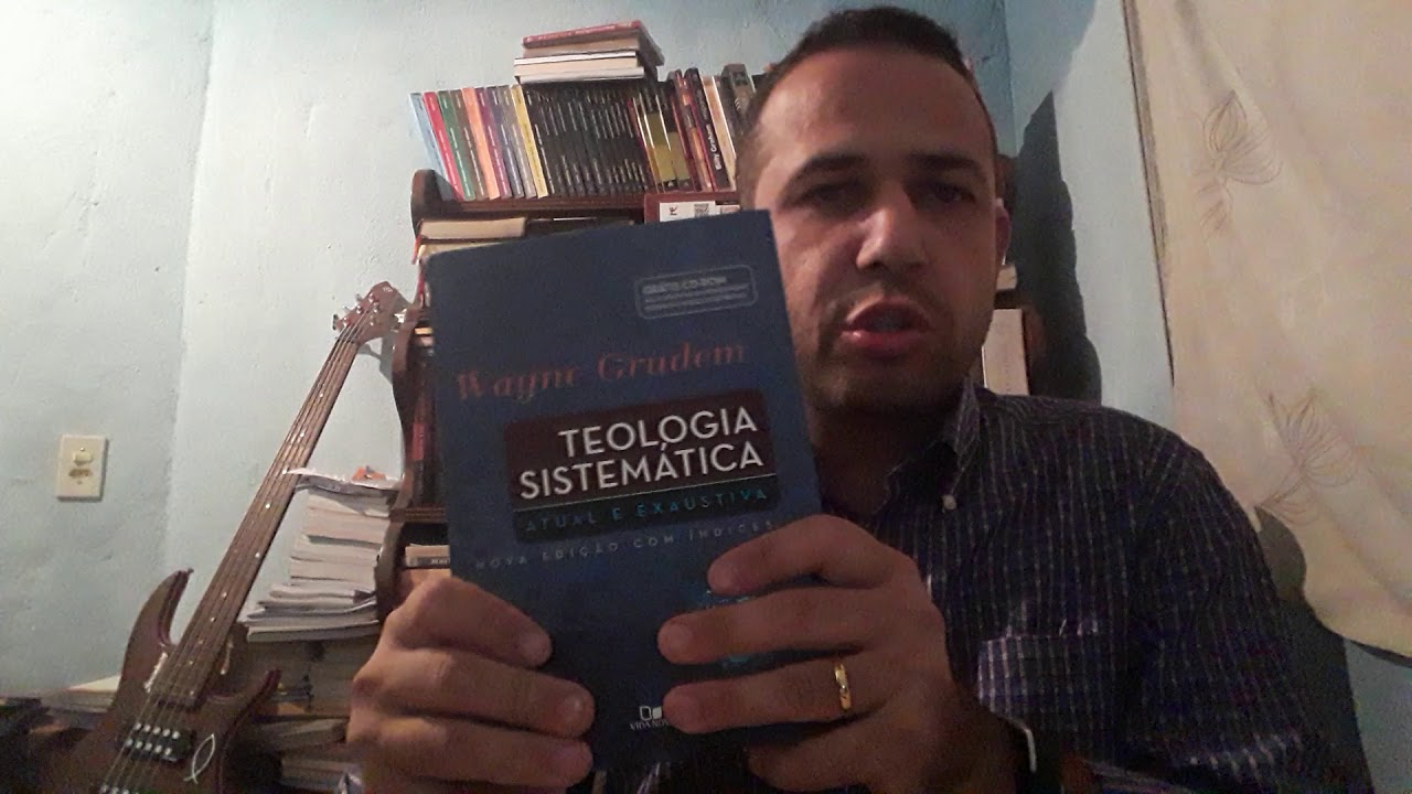 wayne grudem teologia sistemtica