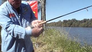 how to cast a fishing rod best method for spin reel