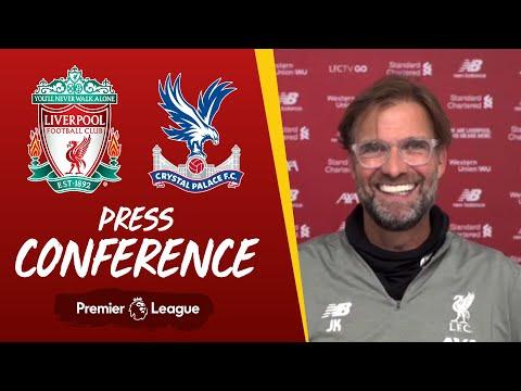 Jürgen Klopp's pre-match press conference | Crystal Palace