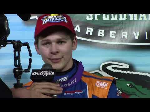 DIRTCar Nationals 2018 Volusia Speedway Park FL