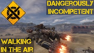 Crossout Walking In The Air