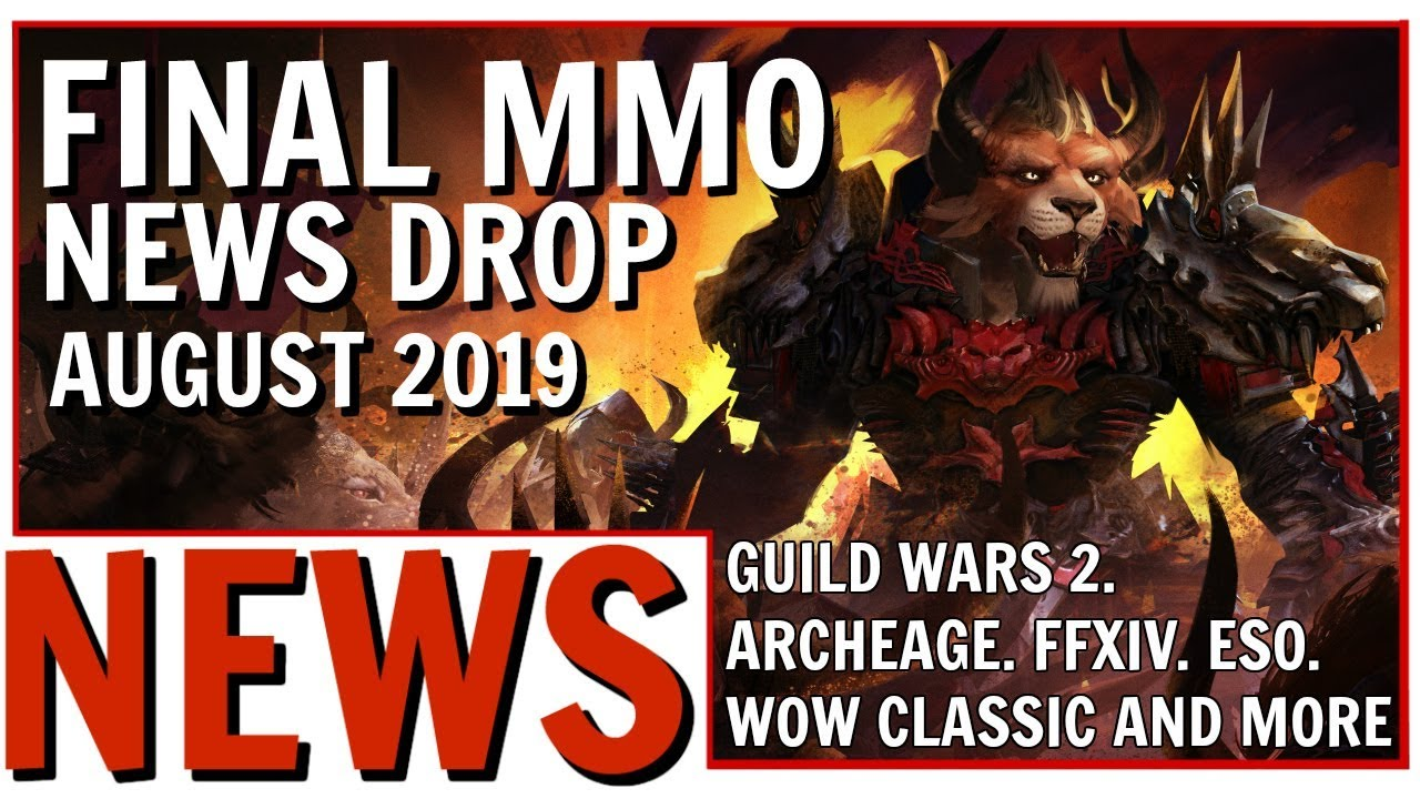 Major MMO News Drop: GW2, ArcheAge, ESO, FFXIV, WoW Classic and More