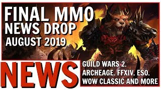 Major MMO News Drop: GW2, ArcheAge, ESO, FFXIV, WoW Classic and More