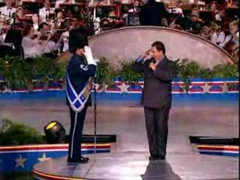 The USAF Band Memorial Day 2006 Washington DC