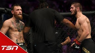 Could we see a McGregor - Khabib rematch?