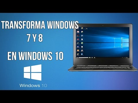 Download Windows 10 Themes, Boot Screen and Login Screen for