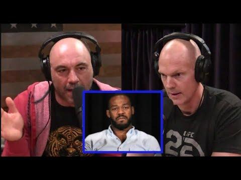 Joe Rogan asks Jeff Novitzky About Jon Jones Failed Drug Tests