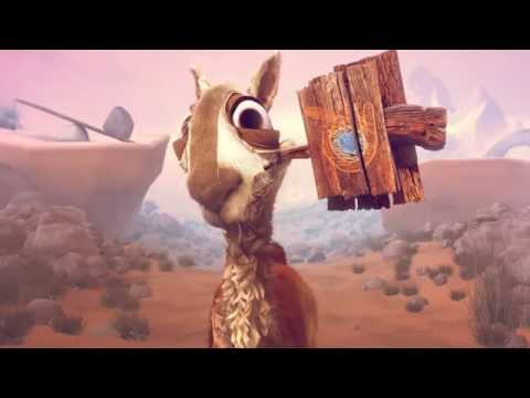 Funny Animation Video - 3D Cartoon by Blender