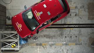 euro NCAP | Opel/Vauxhall Corsa | 2006 | Crash test