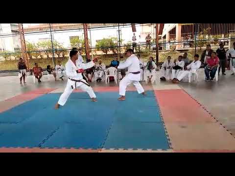 Magno Karate Copa Samurai
