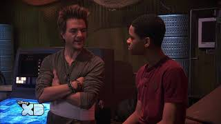 Lab Rats - Leo is bionic! - Official Disney XD UK HD