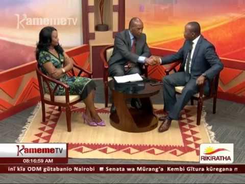 Rikiratha na Francis Kimemia-Uteti  wa Nyandarua